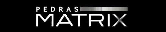 Logo Pedras Matrix