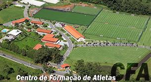 Centro de Formação de Atletas do SPFC em Cotia