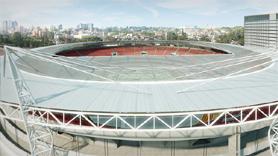 Estádio Morumbi - Vista Cobertura