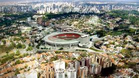 Estádio Morumbi - Vista Área