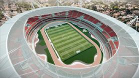 Estádio Morumbi - Vista Cobertura para Jogos