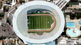 Estádio Morumbi - Vista Cobertura para Shows
