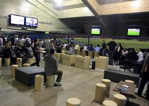 Estádio do Morumbi - Camarote UNYCO