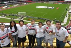 Estádio do Morumbi - Diogo Cutinhola e amigos
