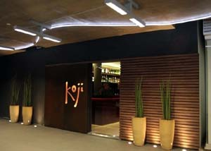Estádio Morumbi - Restaurante Japonês Koji