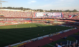 Estádio Morumbi - Foto Diogo Cutinhola