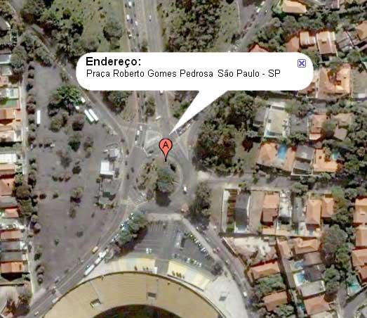 Praça Roberto Gomes Pedrosa