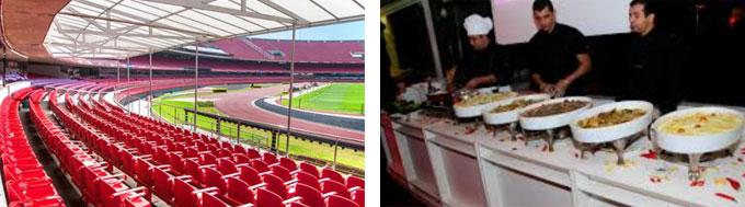 Camarote Stadium Morumbi Fotos